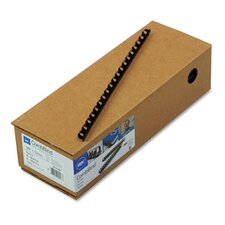 GBC Standard CombBind 60-Sheet Spines (Pack of 100)