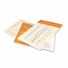 GBC Fusion EZUse Premium Letter Laminating Pouches (Pack of 100)