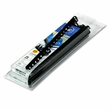 4090034 GBC Standard CombBind 90-Sheet Spines (Pack of 25)
