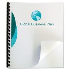 GBC Imprintable Presentation Covers (Pack of 25)