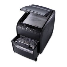 <strong>Swingline</strong> Stack-and-Shred Medium Duty 80-Sheet Cross-Cut Shredder