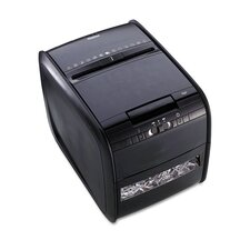 Stack-and-Shred Medium Duty 60-Sheet Cross-Cut Shredder