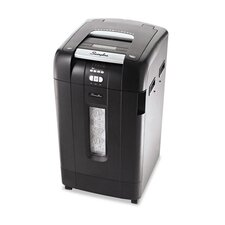Stack-and-Shred Medium Duty 750-Sheet Cross-Cut Shredder