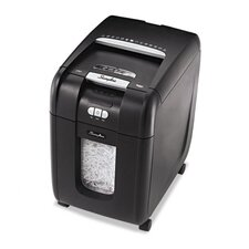 Stack-and-Shred Medium Duty 175-Sheet Cross-Cut Shredder