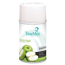 Premium Metered Fragrance Dispenser Refills in Green Apple
