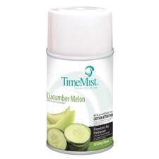 <strong>TimeMist®</strong> Cucumber Melon Premium Metered Fragrance Dispenser Refills