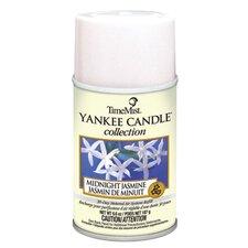 Yankee Candle Midnight Jasmine Air Freshener Refills - 6.6 Oz