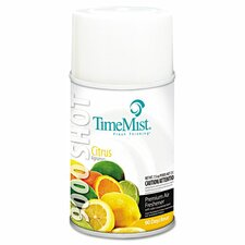 9000 Shot Metered Air Freshener with Citrus Scent - 7.5 Oz
