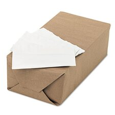 (6000 per Carton) Advanced Dispenser White Napkins,13 x 12