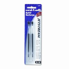 Refill for Jetstream Ballpoint, 2/Pack