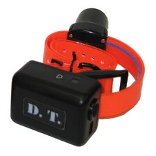 H2O 1-Mile Remote Dog Trainer Add-On Collar with Beeper in Orange