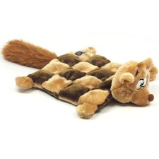 Plush Puppies Squirrel Squeaker Mat for Dog