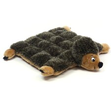 Plush Puppies Hedgehog Squeaker Mat for Dog