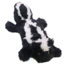 Plush Puppies Squeaker Real Animal Lb Skunk Dog Toy