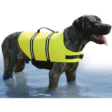 <strong>Paws Aboard</strong> Doggy Life Jacket