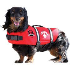 Lifeguard Neoprene Doggy Life Jacket
