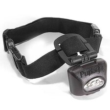 Lighted Dog Collar in Black