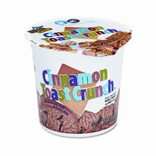 Cinnamon Toast Crunch Cereal, Single-Serve 2oz Cup, Six per Box