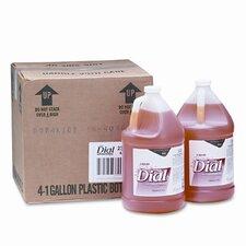 Liquid Dial Liquid Gold Antimicrobial Soap - 1-Gallon/ 4 per Carton