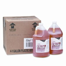 Liquid Dial Liquid Gold Antimicrobial Soap, 4/Carton
