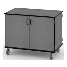 Solutions Laptop Storage Cart for 36 Laptops