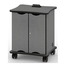 32-Compartment Solutions Tablet Charging Cart