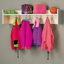 <strong>Fleetwood</strong> Koala-Tee Coat Rack with Shelf