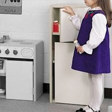 <strong>Fleetwood</strong> Koala-Tee Play Kitchen Refrigerator and Freezer