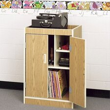 Koala-Tee Music and Audio Center Cupboard