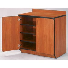"Illusions 36"" Base Cabinet with Doors/Shelves"