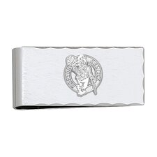 NBA Silvertone Logo Money Clip
