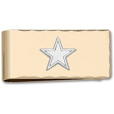 NFL Gold Plated Logo Money Clip