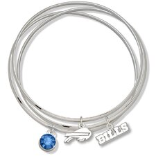 NFL Triple Bangle Bracelet