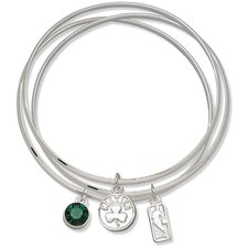 NBA Triple Bangle Bracelet