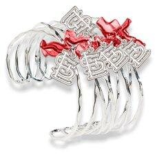 MLB Celebration Silvertone Bracelet