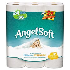 2-Ply Bath Tissue - 250 Sheets per Box / 2 Pack (Set of 2)