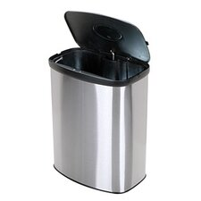 2.1 Gallon Stainless Steel Motion Sensor Trash Can