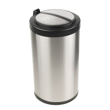 3.2-Gal. Lady Bug Motion Sensor Trash Can