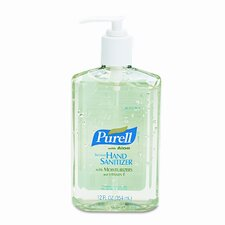 Instant Hand Sanitizer with Aloe, 12 oz.