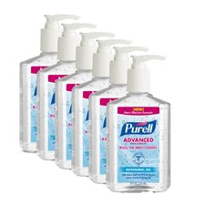 <strong>Purell®</strong> 8 oz. Original Hand Sanitizer (Set of 6)