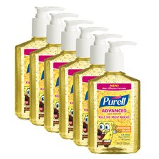 8 oz. Sponge Bob Splash Hand Sanitizer (Set of 6)