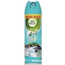 Mega size 4 in 1 Aerosol Air Freshener - 18 oz