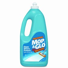 <strong>Mop & Glo</strong> Triple Action Floor Shine Cleaner, 64 oz.