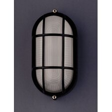 <strong>PLC Lighting</strong> Marine 1 Light Wall Sconce