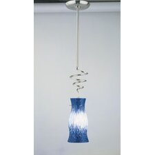 <strong>PLC Lighting</strong> Febo-II 1 Light Mini Pendant