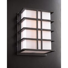 Amore 2 Light Outdoor Wall Sconce