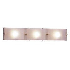 <strong>PLC Lighting</strong> Gem  3 Light Wall Sconce
