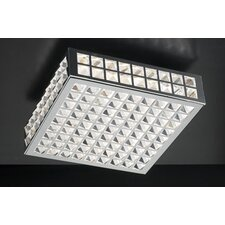 Jewel Semi Flush Mount