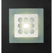 <strong>PLC Lighting</strong> Robusto  Wall Sconce