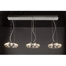 Calice Fifteen Light Pendant